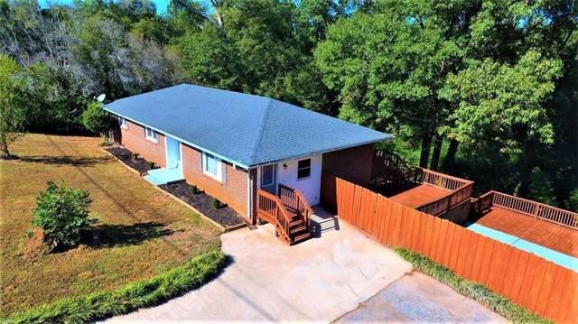 116 Wilson Road, Anderson, SC 29625 (MLS #20222088) :: Tri-County Properties at KW Lake Region