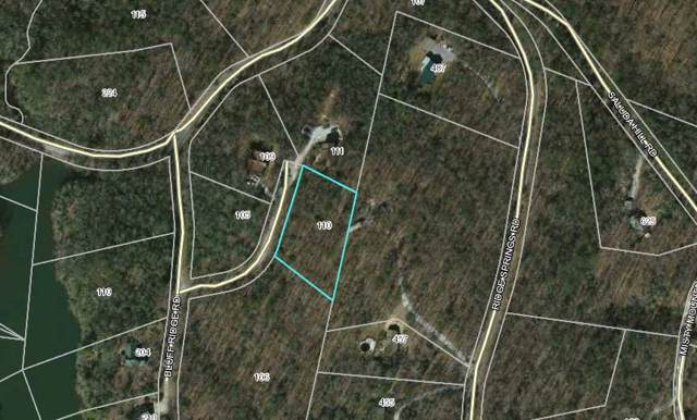 110 Blue Mountain Way, Cleveland, SC 29635 (MLS #20222099) :: Les Walden Real Estate