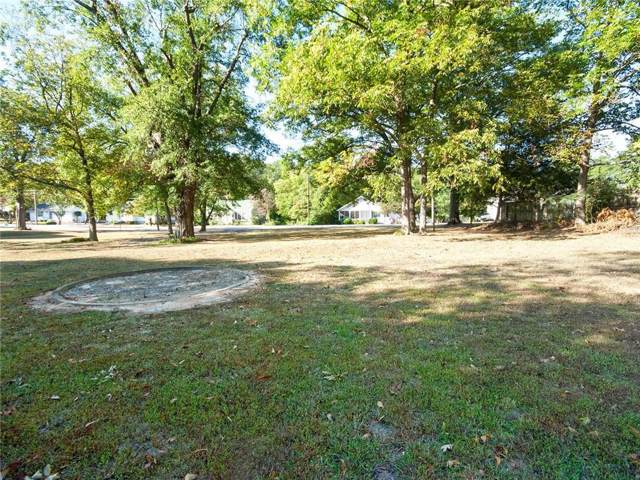207 S B Street, Easley, SC 29640 (MLS #20222103) :: Tri-County Properties at KW Lake Region