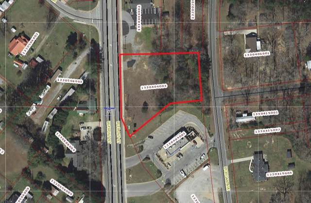 00 Highway 81, Iva, SC 29655 (MLS #20222105) :: The Powell Group