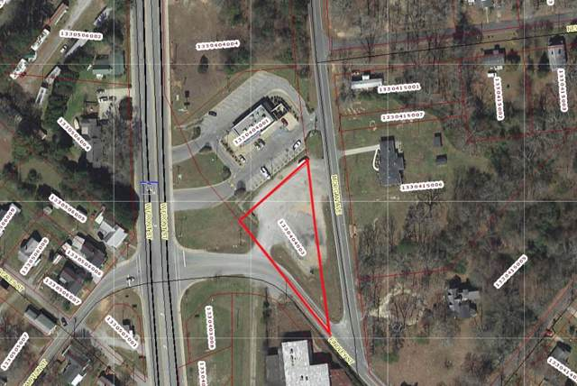 00 Highway 81, Iva, SC 29655 (MLS #20222108) :: The Powell Group