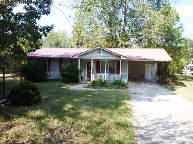 309 Charles Reed Road, Starr, SC 29684 (MLS #20222110) :: Les Walden Real Estate