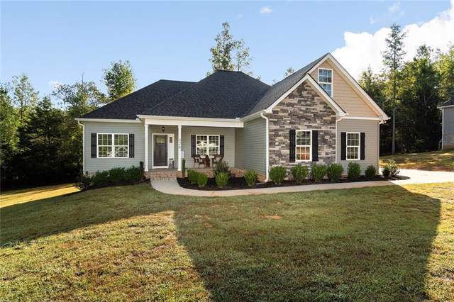 328 Puckett Mill Drive, Central, SC 29630 (#20222127) :: Connie Rice and Partners