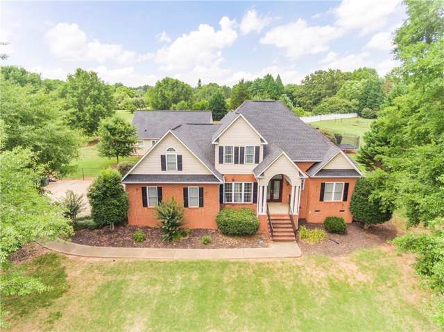3531 Hopewell Road, Anderson, SC 29621 (MLS #20222140) :: Tri-County Properties at KW Lake Region