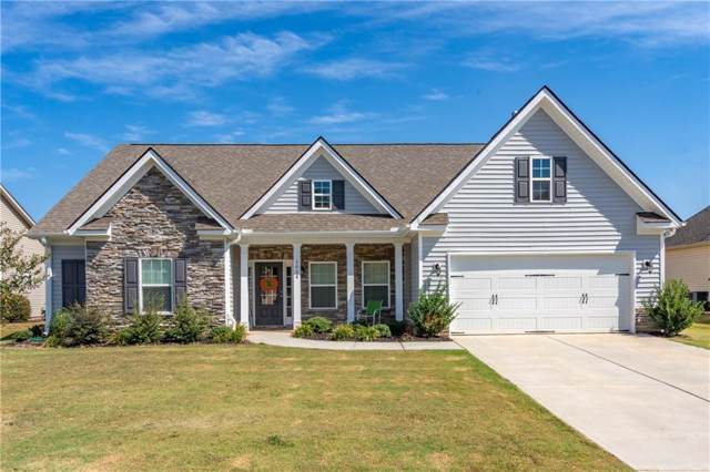 1024 Drakes Crossing, Anderson, SC 29625 (MLS #20222141) :: The Powell Group
