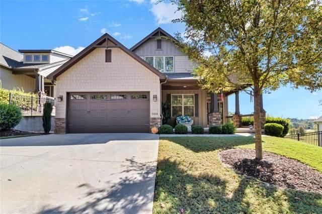 3344 Championship Drive, Seneca, SC 29678 (MLS #20222150) :: Les Walden Real Estate