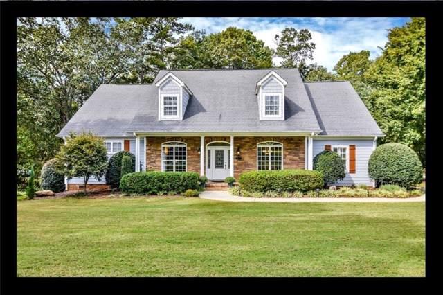 201 Winding Oaks Drive, Seneca, SC 29672 (MLS #20222155) :: Les Walden Real Estate