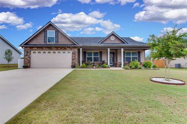 117 Pheasant Ridge Drive, Anderson, SC 29625 (MLS #20222162) :: The Powell Group
