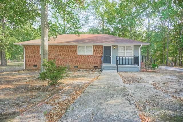 123 Knowlandwood Circle, Anderson, SC 29624 (MLS #20222169) :: Les Walden Real Estate