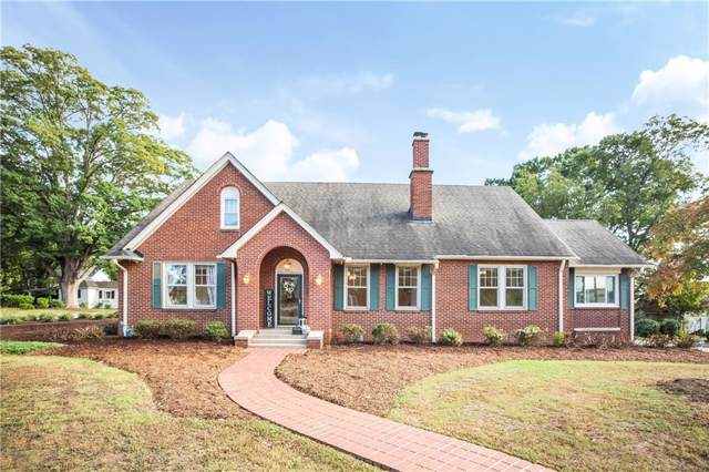 108 E Broad Street, Anderson, SC 29621 (MLS #20222175) :: The Powell Group