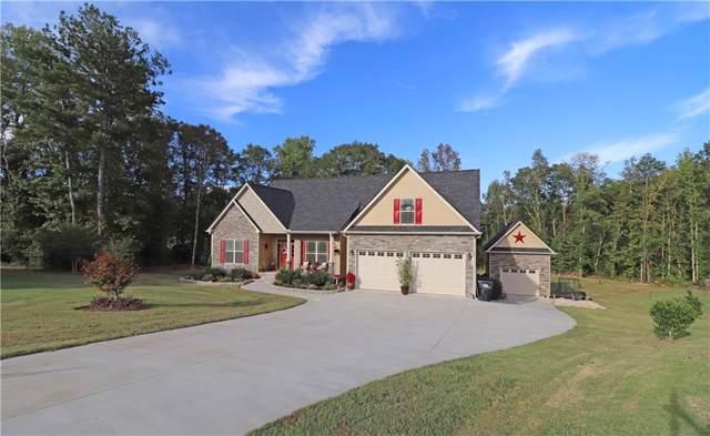118 Tinsley Drive, Anderson, SC 29621 (MLS #20222180) :: Les Walden Real Estate
