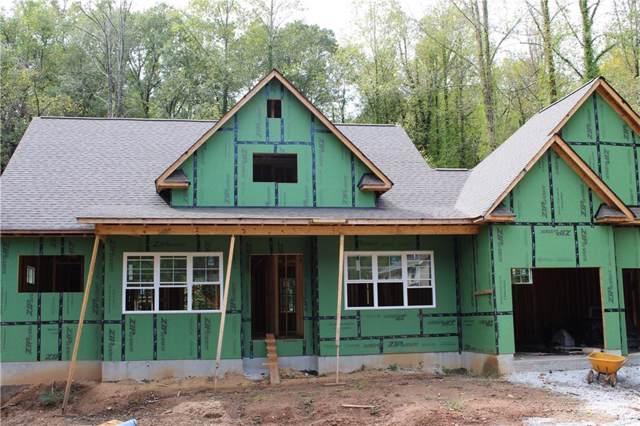 102 Creekview Drive, Clemson, SC 29631 (MLS #20222183) :: Les Walden Real Estate