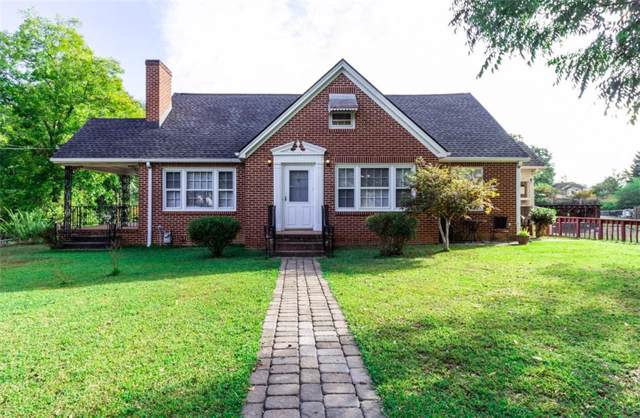 120 Florence Street, Pickens, SC 29671 (MLS #20222192) :: The Powell Group