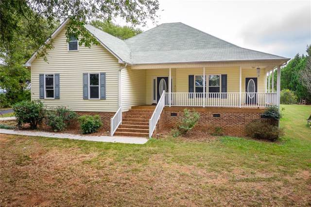 710 Osteen Hill Drive, Piedmont, SC 29673 (MLS #20222199) :: The Powell Group