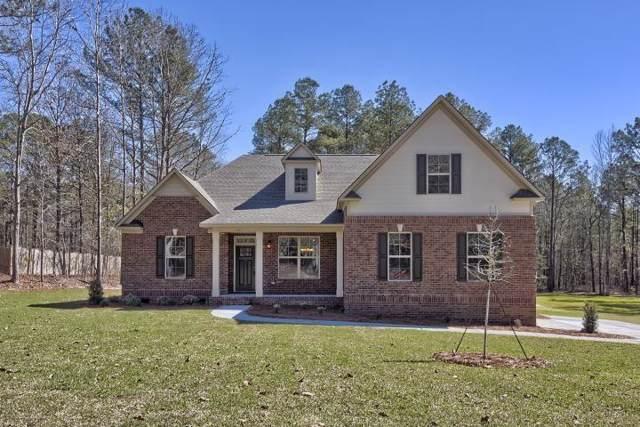 505 Dye Drive, Seneca, SC 29678 (MLS #20222216) :: Les Walden Real Estate