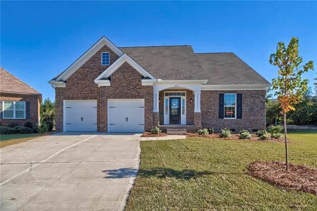 503 Dye Drive, Seneca, SC 29678 (MLS #20222217) :: Les Walden Real Estate