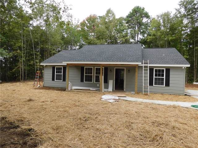 104 E. Wesley Street, Walhalla, SC 29691 (MLS #20222218) :: Les Walden Real Estate