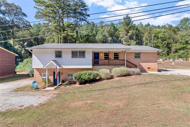 407 Old Central Road, Clemson, SC 29631 (MLS #20222232) :: Les Walden Real Estate