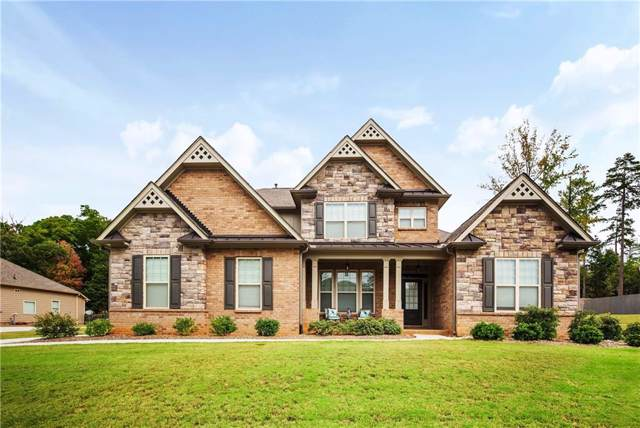 8 Vineyard Way, Williamston, SC 29697 (#20222291) :: Connie Rice and Partners