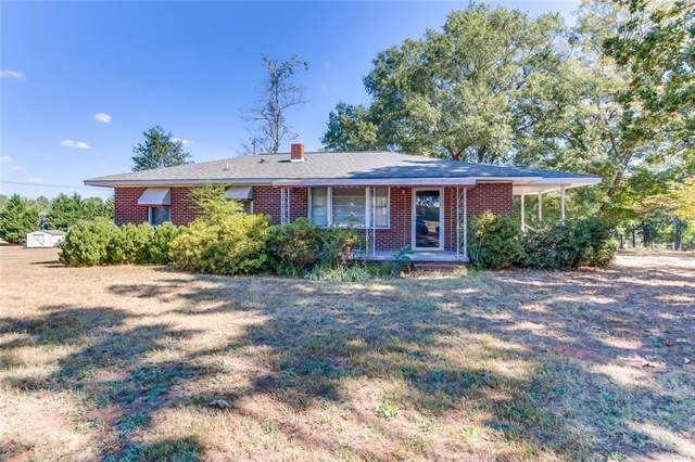 822 Boiter Road, Williamston, SC 29697 (MLS #20222293) :: The Powell Group