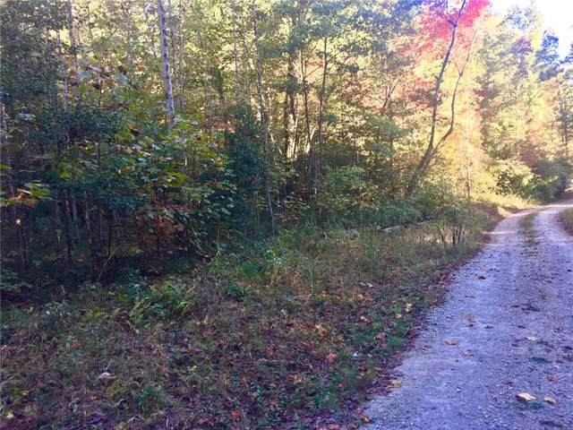5 Acres Chattooga Lake Road, Mountain  Rest, SC 29664 (MLS #20222296) :: Tri-County Properties at KW Lake Region