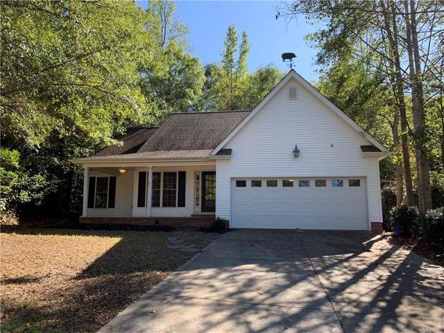 109 Montpelier Drive, Pendleton, SC 29670 (MLS #20222299) :: The Powell Group