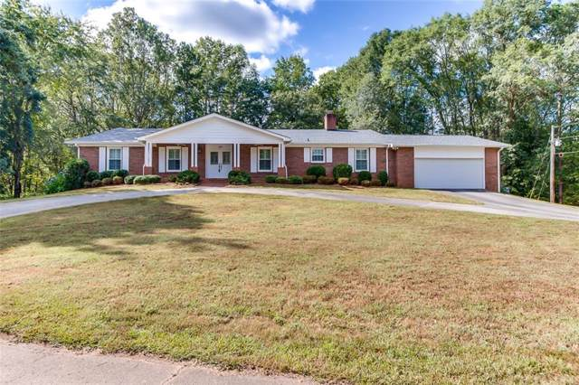 157 Hinton Road, Easley, SC 29640 (#20222303) :: Connie Rice and Partners