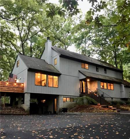 102 Mitchell Avenue, Clemson, SC 29631 (MLS #20222306) :: Les Walden Real Estate