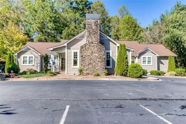 135 Professional Park Drive, Seneca, SC 29678 (MLS #20222335) :: Les Walden Real Estate