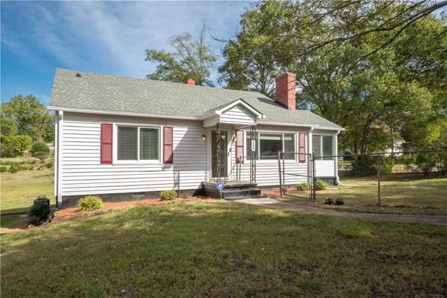 204 Woodson Street, Central, SC 29630 (MLS #20222336) :: Les Walden Real Estate