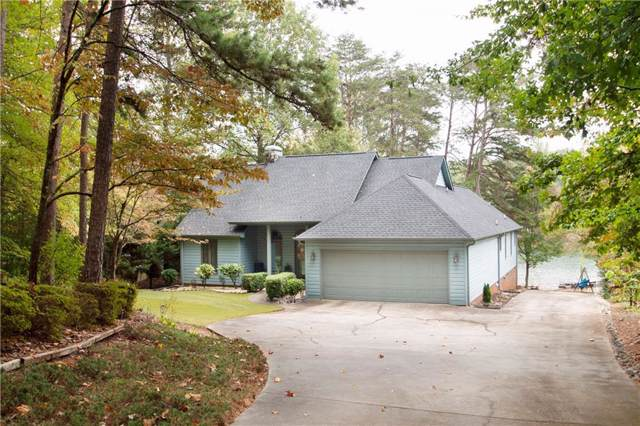 9060 Crystal Lane, Seneca, SC 29672 (MLS #20222338) :: Tri-County Properties at KW Lake Region