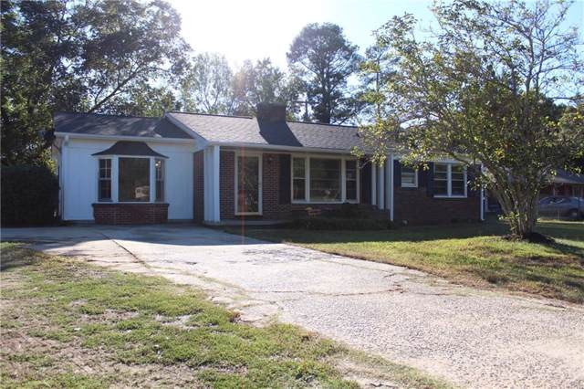 109 Camellia Drive, Anderson, SC 29625 (MLS #20222342) :: Tri-County Properties at KW Lake Region