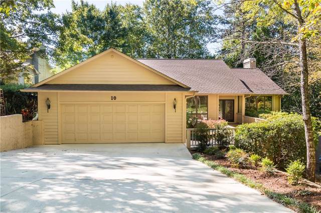 10 Keepers Lantern Drive, Salem, SC 29676 (MLS #20222348) :: Tri-County Properties at KW Lake Region