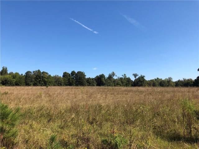 00 Old Calhoun Falls Road, Abbeville, SC 29620 (MLS #20222353) :: Les Walden Real Estate