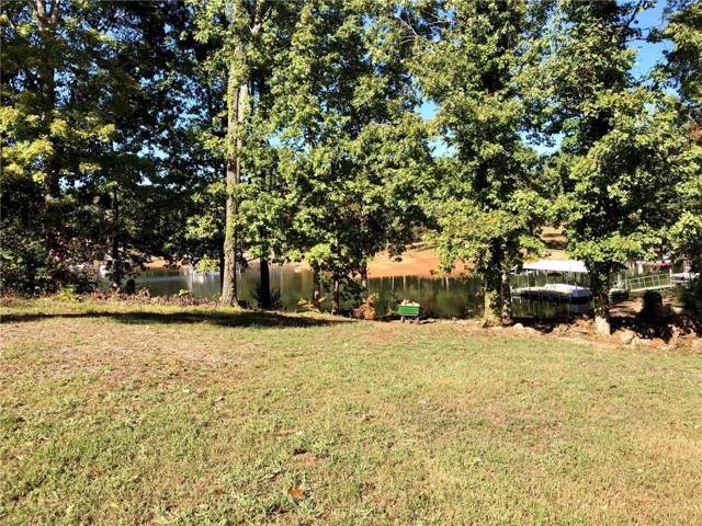 34 E Clearwater Shores Road, Fair Play, SC 29643 (MLS #20222371) :: Les Walden Real Estate