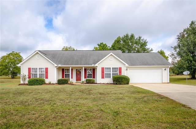 102 Dove Hollow, Anderson, SC 29626 (MLS #20222380) :: Tri-County Properties at KW Lake Region