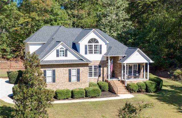 106 Royal Oaks Drive, Anderson, SC 29625 (MLS #20222403) :: Tri-County Properties at KW Lake Region