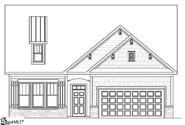 408 Wildflower Road, Easley, SC 29642 (MLS #20222404) :: Tri-County Properties at KW Lake Region