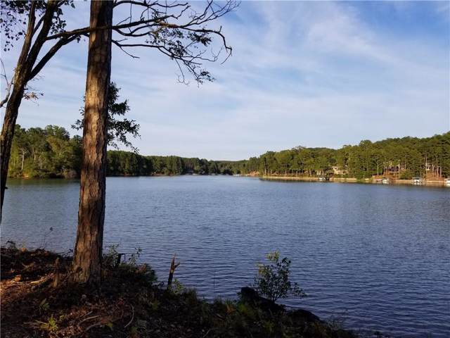Lot 127 Harbor Point Harbor Ridge Road, Seneca, SC 29672 (#20222456) :: Connie Rice and Partners