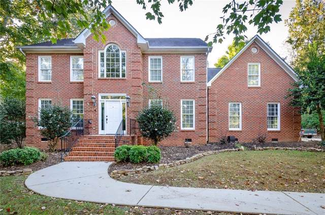 128 Newington Circle, Anderson, SC 29621 (#20222472) :: Connie Rice and Partners
