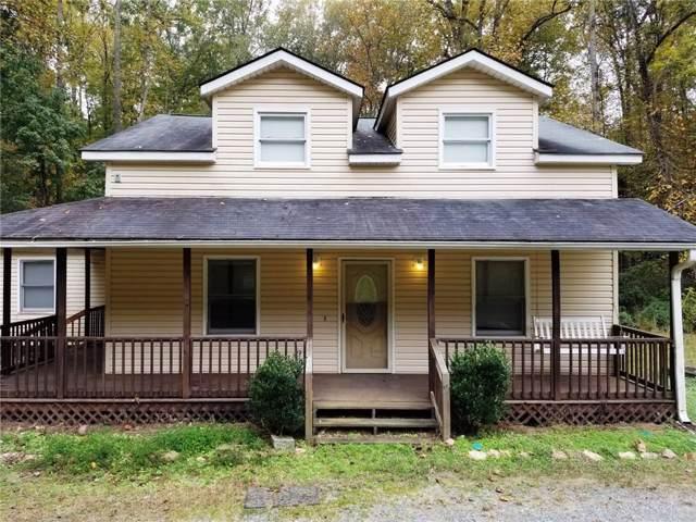 1225 Madden Bridge Road, Central, SC 29630 (MLS #20222482) :: Les Walden Real Estate