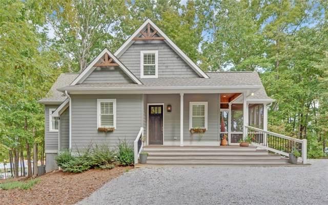 555 Arrowhead Drive, Lavonia, GA 30553 (MLS #20222489) :: Les Walden Real Estate