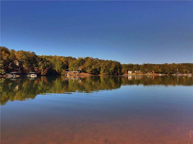 155 E Waters Edge Lane, West Union, SC 29696 (MLS #20222507) :: Tri-County Properties at KW Lake Region