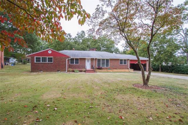 2809 Barnard E Bee Street, Anderson, SC 29625 (MLS #20222516) :: Les Walden Real Estate