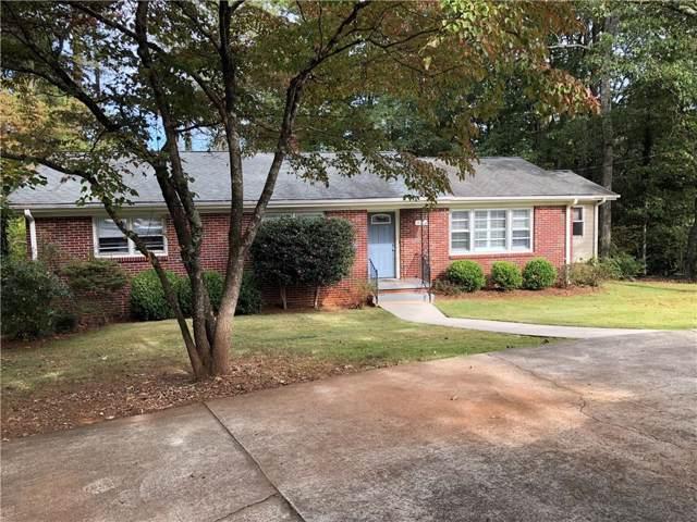 238 Grove Drive, Clemson, SC 29631 (MLS #20222519) :: Tri-County Properties at KW Lake Region