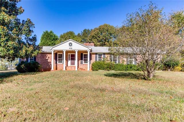 408 Rices Creek Road, Liberty, SC 29657 (MLS #20222526) :: The Powell Group