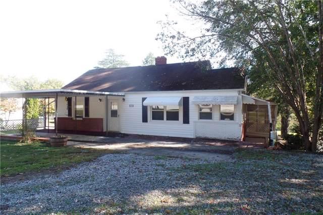 658 Pumpkintown Highway, Pickens, SC 29671 (MLS #20222531) :: Les Walden Real Estate