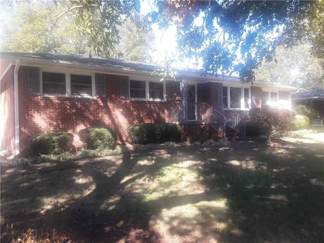 622 W Fredericks Street, Anderson, SC 29625 (MLS #20222547) :: Les Walden Real Estate