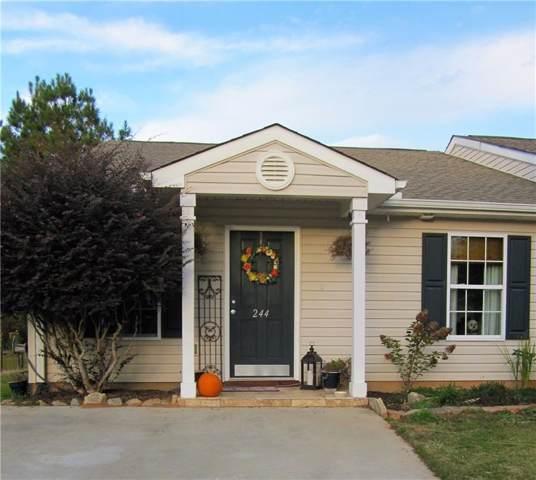 244 Tamarack Drive, Seneca, SC 29678 (MLS #20222582) :: Tri-County Properties at KW Lake Region