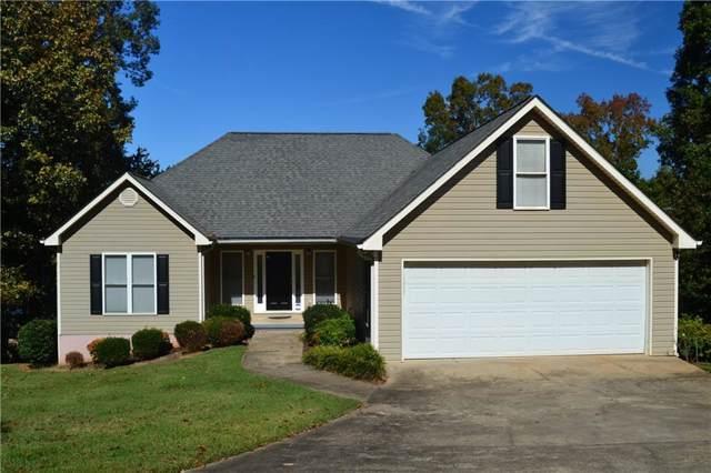204 Sugar Cane Drive, Hartwell, GA 30643 (MLS #20222600) :: Les Walden Real Estate